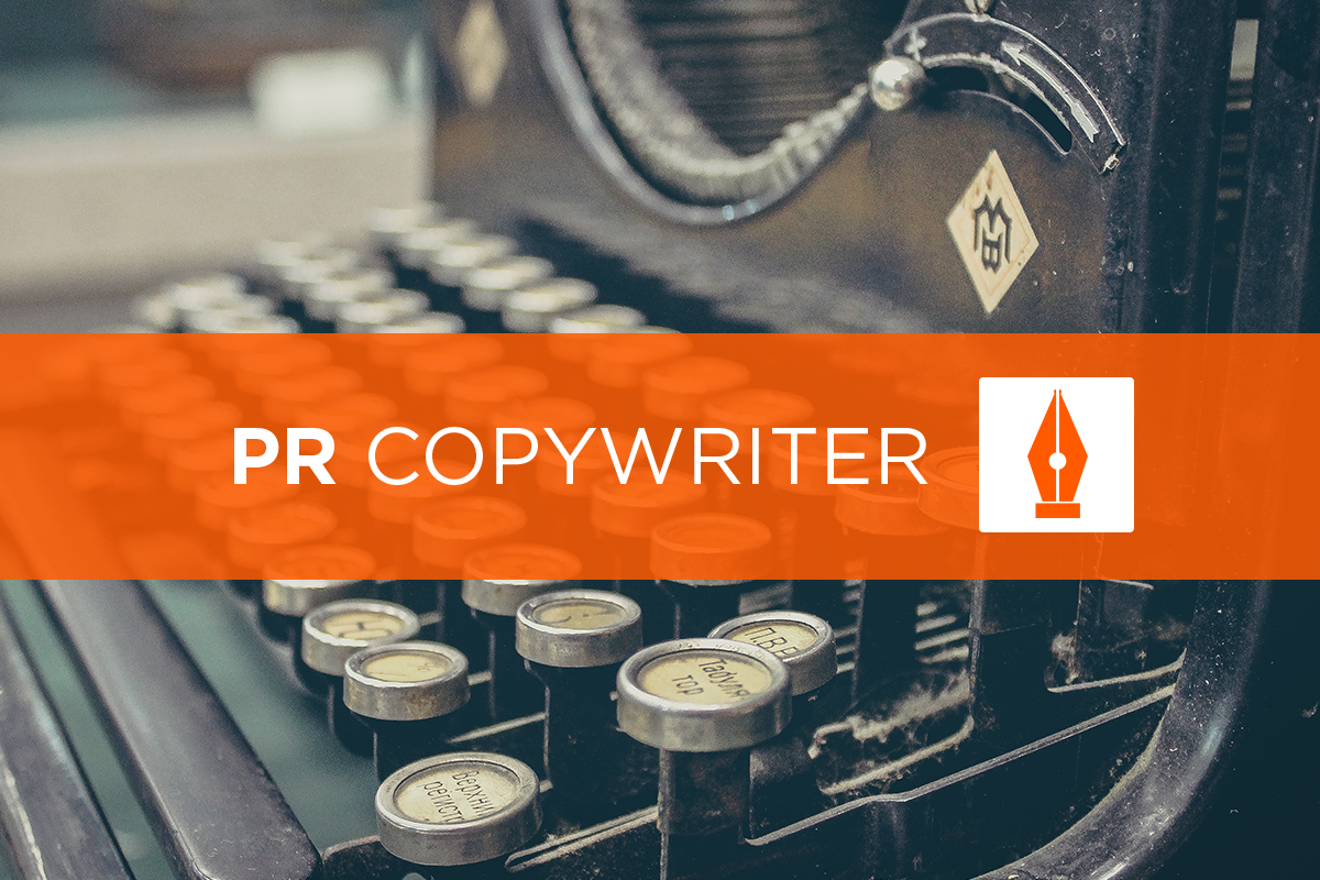 PR Copywriter